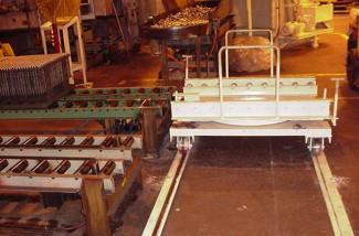 Delphi Industries – Tie Rod Shuttle System